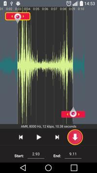 MP4 Video Cutter apk screenshot