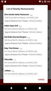 Movie Planner screenshot 3