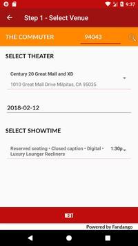 Movie Planner screenshot 1