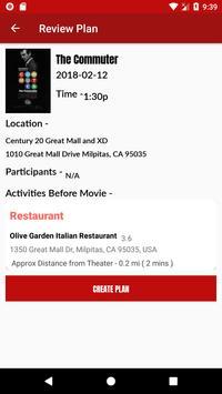 Movie Planner screenshot 5