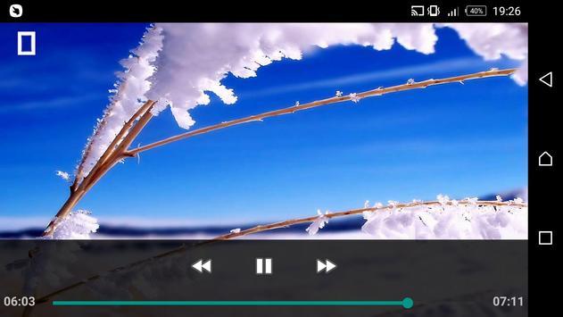 Tube Player Video Player screenshot 1