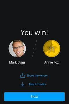 Cut - Quiz For Movie Fans screenshot 9