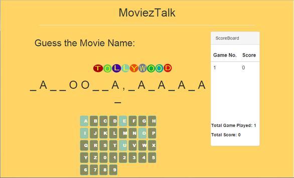 MoviezTalk apk screenshot