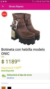 Shoes Bayres apk screenshot