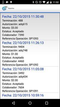 Cobros Móvil ST screenshot 5