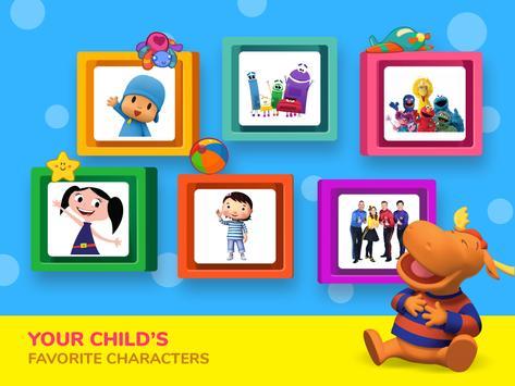 children educational cartoons