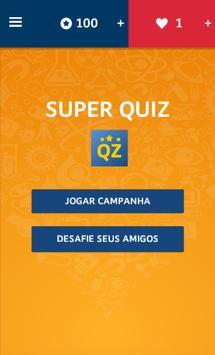 Super Quiz poster