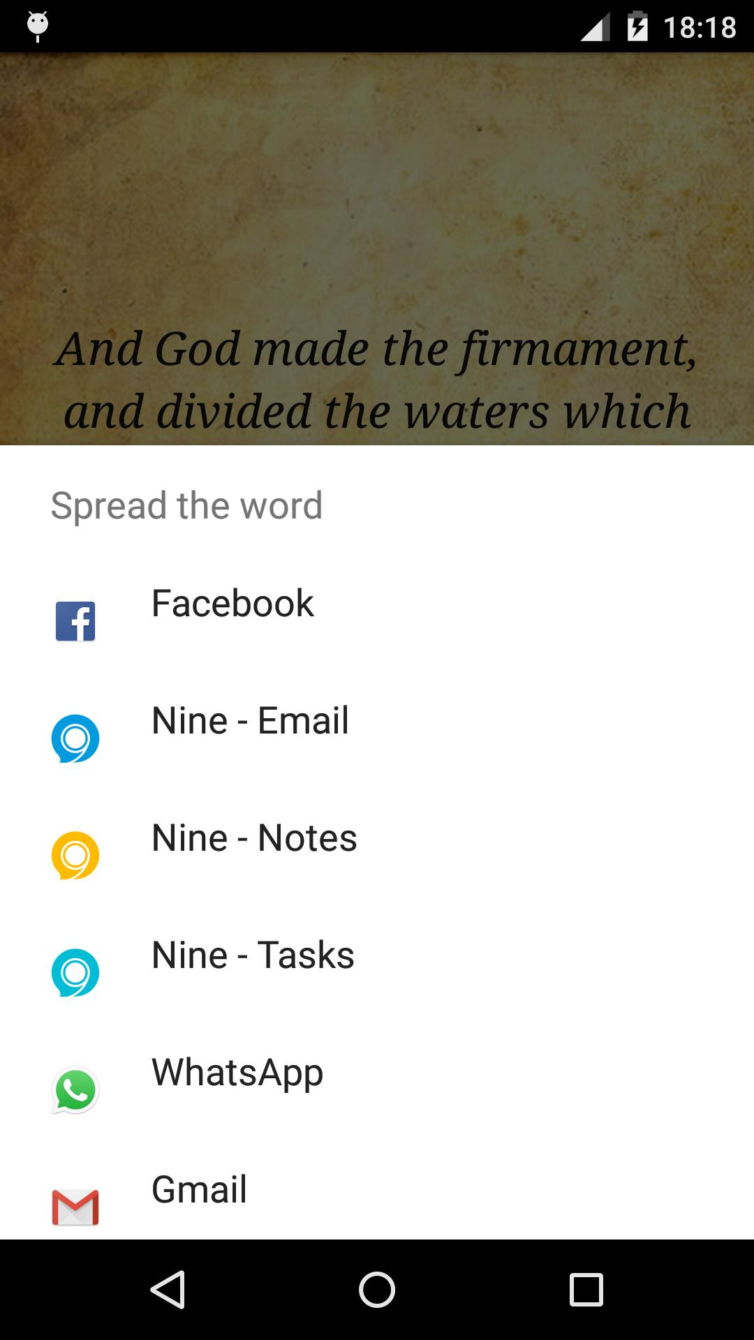 Daily Holy Bible Verse KJV for Android - APK Download