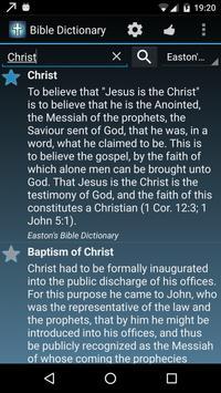 The Original Bible Dictionary® OFFLINE screenshot 1