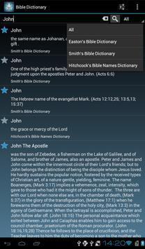 The Original Bible Dictionary® OFFLINE apk screenshot