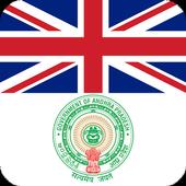 Offline English Telugu Dictionary icon