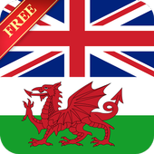 Offline English Welsh Dictionary icon