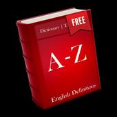 Offline English Dictionary FREE icon