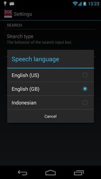Offline English Bahasa Dictionary screenshot 2