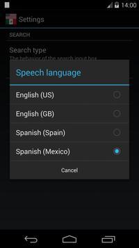 Offline Spanish English Dictionary apk screenshot