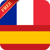 Offline Spanish French Dictionary icon