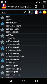 Offline Spanish French Dictionary screenshot 3