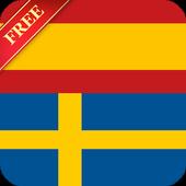 Offline Spanish Swedish Dictionary icon