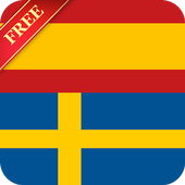 Offline Spanish Swedish Dictionary icon