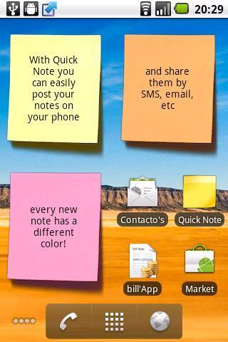 Quick Note old for Android - APK Download