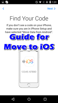 Advice Move to iOS Transfer screenshot 3