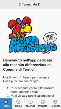 Differenziata Termoli poster