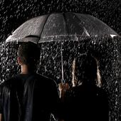 moving wallpaper rain icon