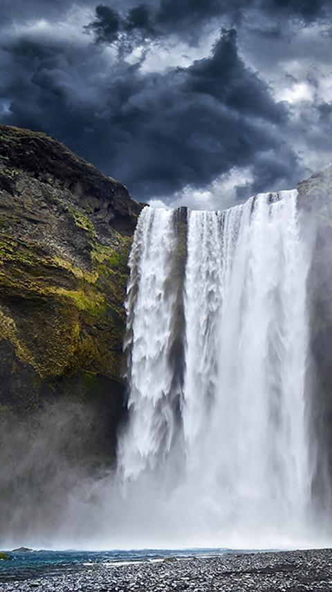 Moving Waterfall Wallpaper For Android Apk Download