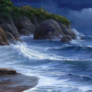 moving beach wallpapers APK