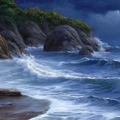 Icona Spiaggia Commovente LWP