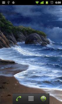 1 Schermata Spiaggia Commovente LWP
