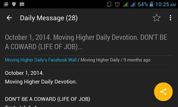Moving Higher Daily screenshot 3