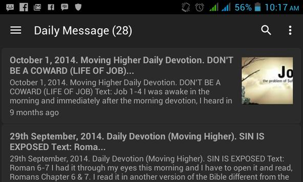 Moving Higher Daily screenshot 4