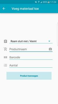 Worker app apk screenshot