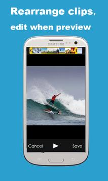 KlipMix  Free Video Editor apk screenshot