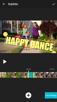 Free Slideshow Maker & Video Editor apk screenshot
