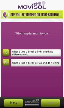 Are you left-brained or right- screenshot 1
