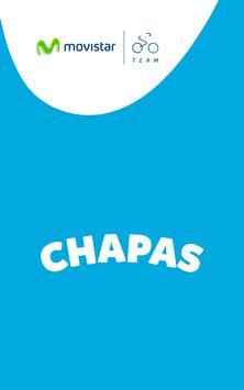 Movistar Team Chapas poster