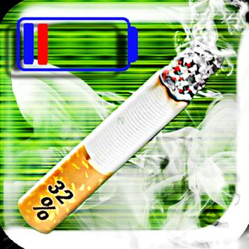 Cigarette Battery Widget screenshot 5