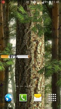 Battery Widget Cigarette poster