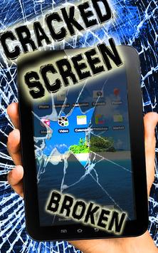 BROKEN SCREEN Prank apk screenshot