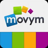Movym icon