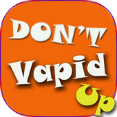 Don't Vapid Up icon