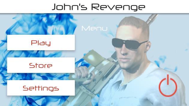 John's Revenge poster