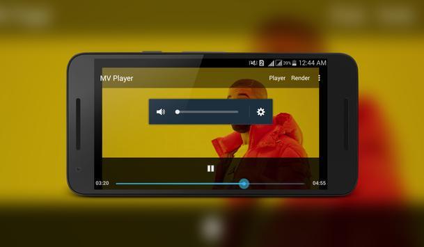 MV Player HD - Music,Video,4K poster