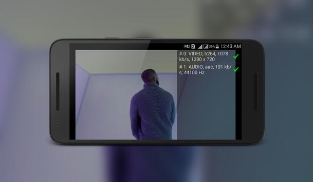 MV Player HD - Music,Video,4K apk screenshot