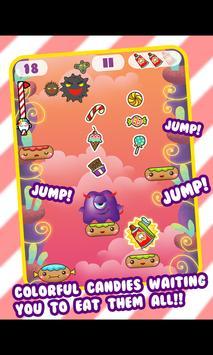 CandyMoyaJump apk screenshot