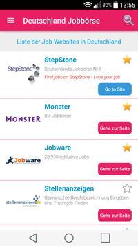 German Jobs apk screenshot
