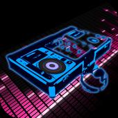 Virtual DJ Mix Mobile icon