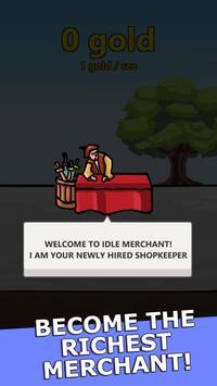 Idle Merchant poster